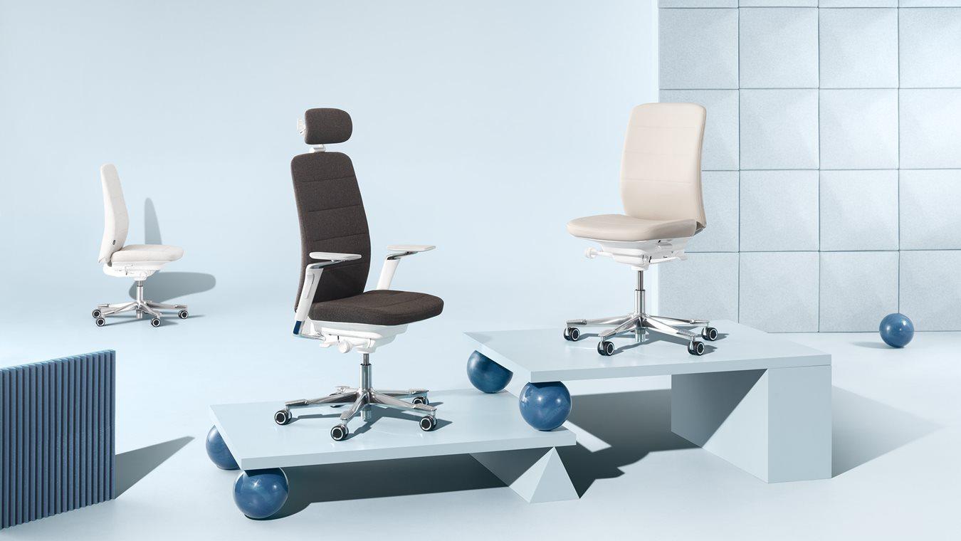 Capella Bürodrehstühle - Büromöbel | Kinnarps