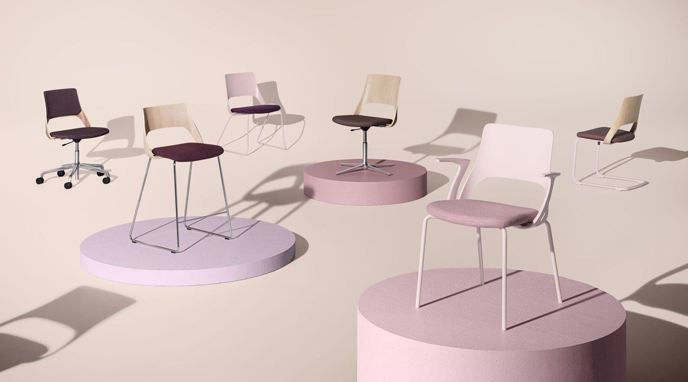 Embrace Stühle - Büromöbel | Kinnarps