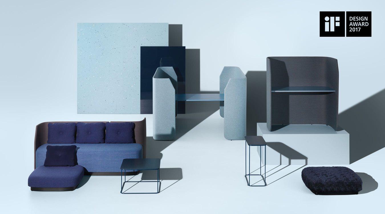 Fields Loungemöbel - Büromöbel | Kinnarps
