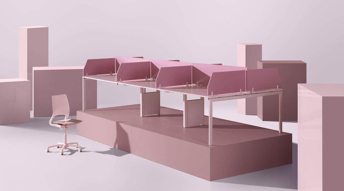 Nexus Arbeitsplätze - Büromöbel | Kinnarps