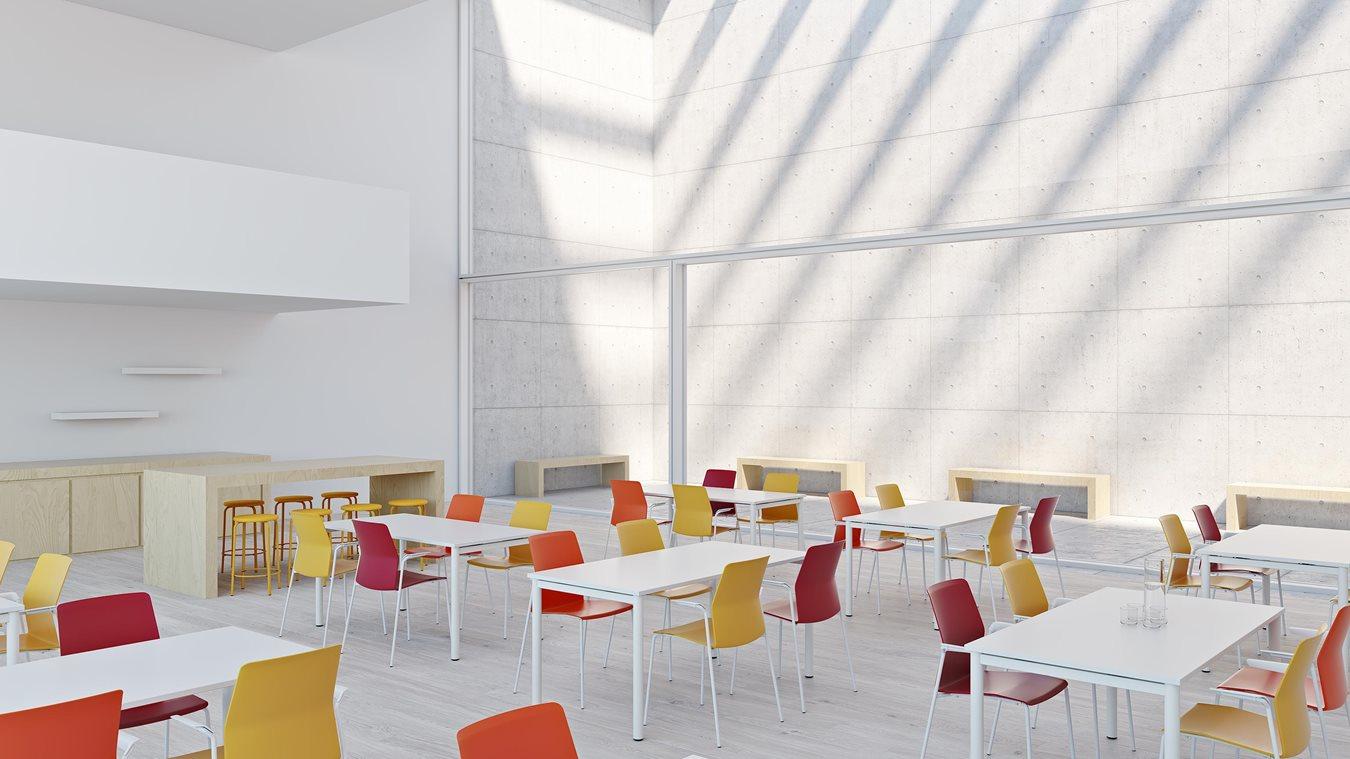 Leia Stühle - Büromöbel | Kinnarps